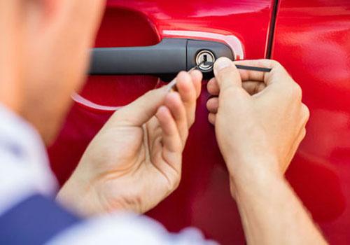 Abrir autos sin llave