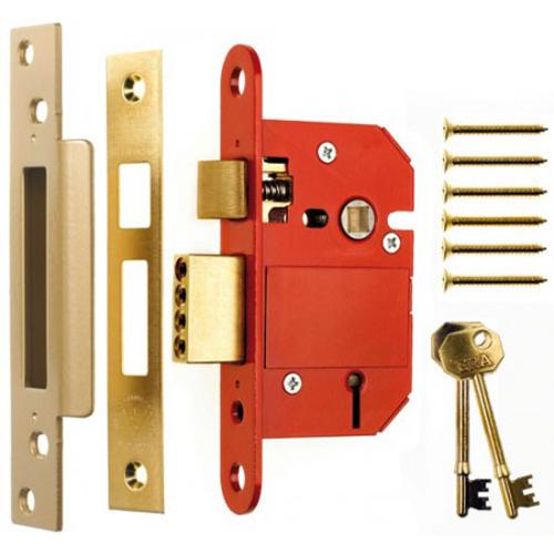 Cerraduras seguras para el hogar